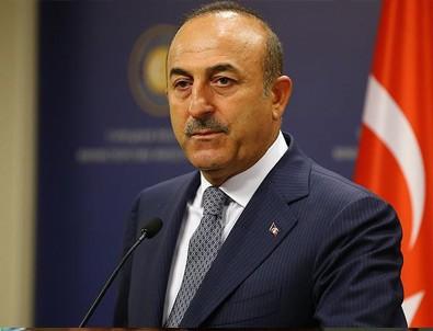 Çavuşoğlu'ndan AP Başkanı Sassoli'ye sert tepki