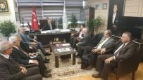 KILIMLI - DSİ Genel Müdürü Aydın 'La Zonguldak Ve Bölgesi Konuşuldu