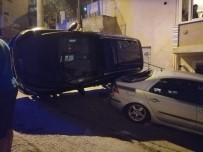 DOĞANTEPE - Ehliyetsiz Sürücü Kaza Yaptı, Annesi Ölümden Döndü