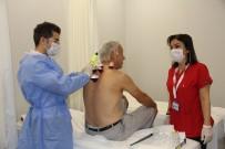 FIBROMIYALJI - Hacamat, Mersin Şehir Hastanesinde