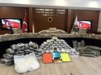 İstanbul'da 25 Milyonluk Uyuşturucu Operasyonu Açıklaması 6 Kişi Tutuklandı