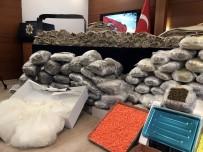 İstanbul'da 25 Milyonluk Uyuşturucu Operasyonu Açıklaması 6 Tutuklama
