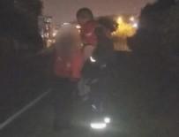 İstanbul'da mezarlıkta tecavüz dehşeti! Çığlıklarına koştular