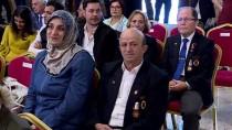 ALI YERLIKAYA - İstanbul Valiliğince Kıbrıs Gazilerine 'Milli Mücadele Madalyası Ve Beratı' Verildi