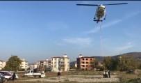 İznik Semalarında Uçan Helikopterin Esrarı Çözüldü