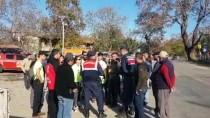 İznik'te Kayıp Kişiyi Arama Çalışması Başlatıldı