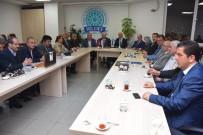 BAYRAMLAŞMA - Kent Konseyi'nden BİLDEF'e Ziyaret