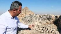 SASANILER - Roma Dönemine Ait 48 Kandil Ortaya Çıkarıldı