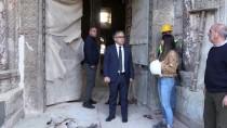 ORTA ÇAĞ - Tarihi Sungurbey Camisi'nin Restorasyonu Sürüyor