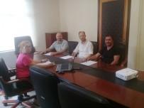 TRAKYA ÜNIVERSITESI - Trakya Üniversitesi Güzel Sanatlar Fakültesi Heykelde İlk Yüksek Lisans Mezununu Verdi