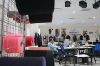 YÜKSEK ÖĞRETIM KURUMU - Uşak Üniversitesi 'Deri, Tekstil, Seramik' Alanında Sanayicinin Tasarım Kaynağı Oldu