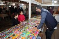 Eyüpsultan'da 'Çocuk Kitapları Festivali'ne Yoğun İlgi