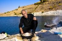 OLTA - Fırat Kıyısında Balık Mangal Keyfi