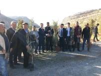 Hazro'da Çiftçilere 14 Bin Meyve Fidanı Dağıtıldı