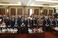 KANAAT ÖNDERLERİ - Malatya'da Sosyal Uyum Çalıştayı Düzenlendi