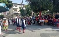 ATATÜRK EVİ - Mersin'de Çocuk Hakları Şenliği Düzenlendi