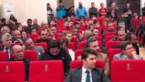 TUNCELİ VALİSİ - 'Tunceli'de Spor Ve Spor Turizmi'nin Gelişmesi' Konferansı Yapıldı