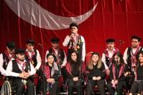 OSMAN HAMDİ BEY - Türkülerle Engellerini Aştılar