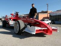 Yozgatlı Kaporta Ustası Kendi İmkanlarıyla 'Formula 1' Aracı Yaptı
