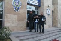 HIRSIZLIK ŞEBEKESİ - 49 Suç Kaydı Bulunan 4 Hırsızlık Şüphelisi Tutuklandı