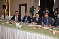 VEYSEL EROĞLU - Afyonkarahisar'ın 'UNESCO Yaratıcı Şehirler Ağı Üyeliği' Toplantıda Değerlendirildi