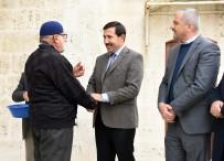 MİNİBÜSÇÜ - Başkan Hasan Kılca, Vatandaşlarla Buluştu