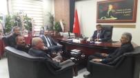 Başkan Kavakligil'den Polis Ve Jandarmaya Ziyaret
