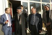 SİNAN ASLAN - Başkan Vekili Aslan, Bostaniçi Mahallesi'nde İncelemelerde Bulundu