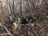 Bingöl'de El Bombası İle Tuzaklanmış Sığınak İmha Edildi