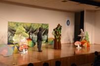 BUHARA - Çorum'lu Minikler Tiyatro Gösterisinde Eğlendi