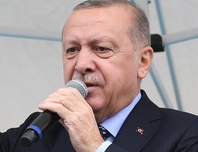 Cumhurbaşkanı Erdoğan 'Beştepe'ye giden CHP'li' iddiasıyla ilgili ilk kez konuştu