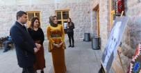RESIM SERGISI - Doğduğu İlçede Resim Sergisi Açtı