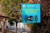 KABLOSUZ İNTERNET - Gürpınar'da Ücretsiz Wi-Fi Hizmetinden 2 Bin Kişi Faydalandı