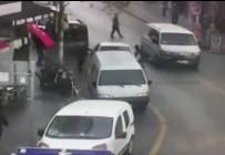 TELEFON DOLANDIRICILIĞI - İstanbul'da Film Sahnelerini Aratmayan Dolandırıcılık Olayı Kamerada