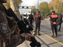 POLİS HELİKOPTERİ - İstanbul'da 'Kurt Kapanı-18' Uygulaması Gerçekleştirildi