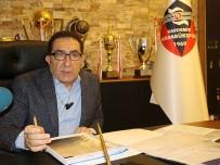 KARDEMIR KARABÜKSPOR - Karabükspor'un Eski Başkanı Ziya Ünsal Vefat Etti
