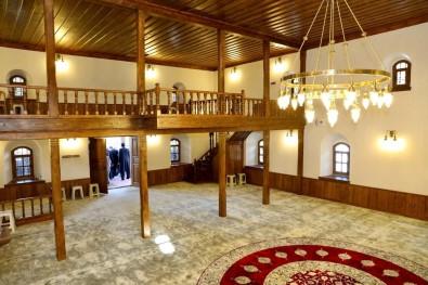 Numan Kurtulmuş, Restorasyonu Yapılan 130 Yıllık Tarihi Camiyi İbadete Açtı