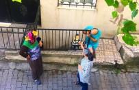 KILIMLI - (Özel) Duvarlar Elif'in Elleriyle Hayat Buluyor