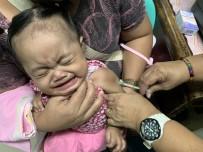 KIZAMIK AŞISI - Samoa'da Kızamık Salgınından Ölenlerin Sayısı 20'Ye Yükseldi