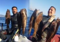 BALIK AVI - Sökeli Balık Adamlar Milli Takım Aday Kadrosunda