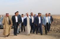 KANAAT ÖNDERLERİ - Tel Abyad'daki Kan Davalı Aşiret Üyeleri Barıştı
