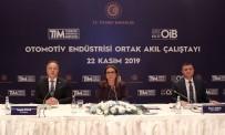 Ruhsar Pekcan - Ticaret Bakanı Pekcan Otomotiv Sektörünün Temsilcileriyle Bir Araya Geldi