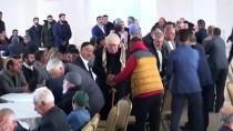 AK Parti'li Cevdet Yılmaz Bingöl'de Barış Yemeğine Katıldı