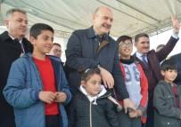 EKREM ÇELEBİ - Bakan Soylu Ağrı'da Fabrika Açılışına Katıldı