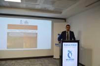 Balıkesir'de 'Türkiye Enerji Politikaları Semineri Düzenlendi