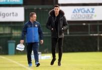 MENİSKÜS - Berke Özer Açıklaması 'Fenerbahçe'ye Daha Da Hazır Bir Şekilde Döneceğim'