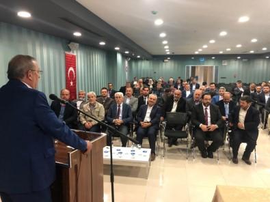 Diyanet-Sen Genel Başkanı Bayraktutar Açıklaması 'CHP'yi Milletin Kendisine Şikayet Ediyoruz'