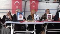 YASİN BÖRÜ - Diyarbakır Annelerinin Evlat Nöbeti 82'Nci Gününde