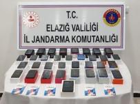 AKILLI CEP TELEFONU - Elazığ'da 34 Adet Kaçak Telefon Elegeçirildi