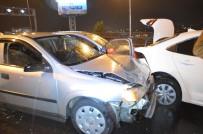 Esenyurt'ta 11 Araç Zincirleme Trafik Kazasına Karıştı